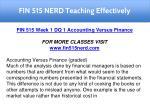 fin 515 nerd teaching effectively 10