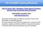fin 515 nerd teaching effectively 36