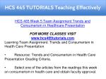 hcs 465 tutorials teaching effectively 20