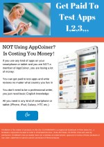 get paid to test apps 1 2 3 5