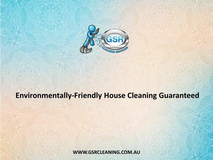 environmentally friendly house cleaning guaranteed n.