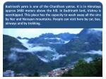 badrinath yatra is one of the chardham yatras