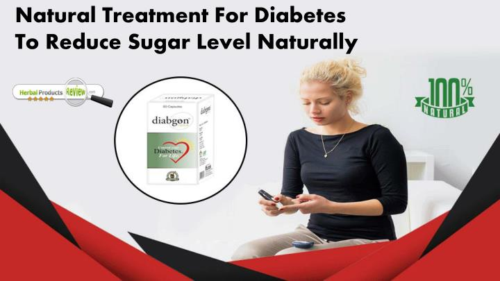 natural treatment for diabetes to reduce sugar n.