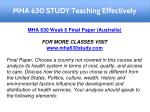 mha 630 study teaching effectively 14