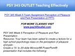psy 345 outlet teaching effectively 9