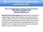 acc 410 tutor teaching effectively acc410tutor com 10