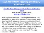 acc 410 tutor teaching effectively acc410tutor com 14