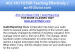 acc 410 tutor teaching effectively acc410tutor com 15