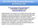 acc 410 tutor teaching effectively acc410tutor com 16
