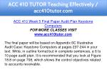 acc 410 tutor teaching effectively acc410tutor com 17
