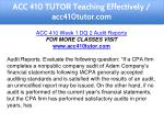 acc 410 tutor teaching effectively acc410tutor com 4