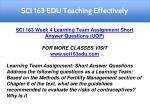 sci 163 edu teaching effectively 10