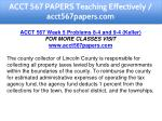 acct 567 papers teaching effectively 11