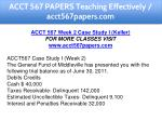 acct 567 papers teaching effectively 3