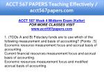 acct 567 papers teaching effectively 7