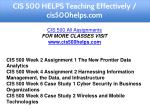 cis 500 helps teaching effectively cis500helps com 1