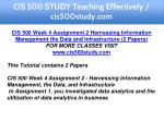 cis 500 study teaching effectively cis500study com 7