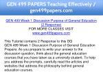 gen 499 papers teaching effectively gen499papers 3
