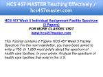 hcs 457 master teaching effectively hcs457master 17