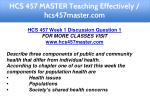 hcs 457 master teaching effectively hcs457master 2