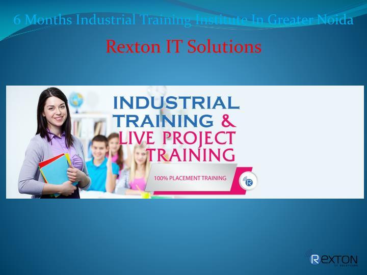 6 months industrial training institute in greater n.