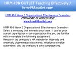 hrm 498 outlet teaching effectively hrm498outlet 6