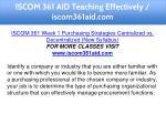 iscom 361 aid teaching effectively iscom361aid com 5
