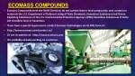 ecomass compounds ecomass compounds meet the rohs