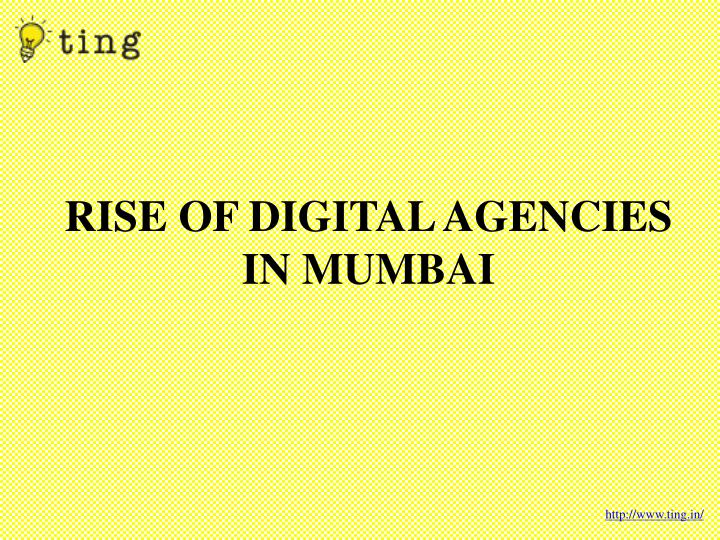 rise of digital agencies in mumbai n.