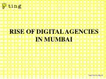 rise of digital agencies in mumbai