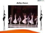 belley dance