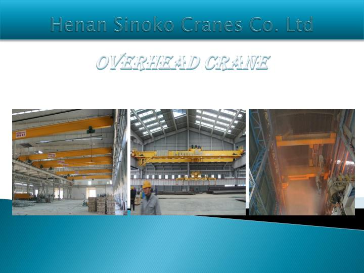 henan sinoko cranes co ltd n.