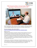 bric telemedicine market demand insights analysis