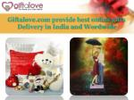 giftalove com provide best online gifts delivery in india and wordwide