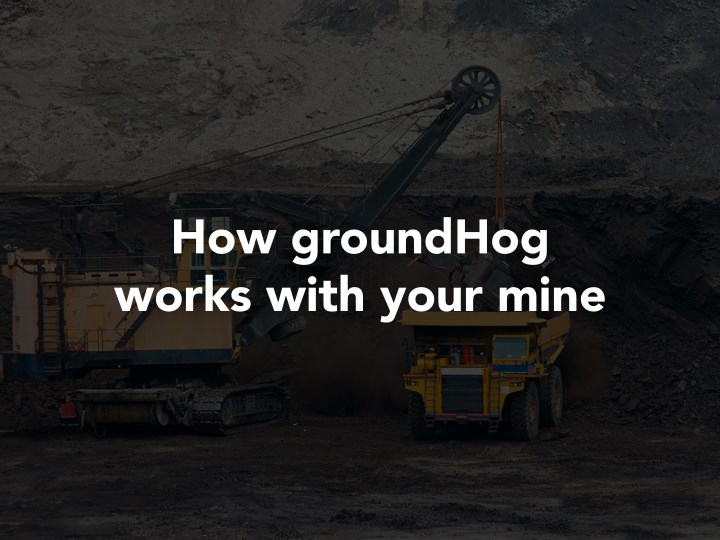 how groundhog works with your mine n.