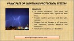 principles of lightning protection system
