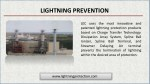 lightning prevention