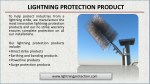 lightning protection product