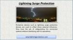 lightning surge protection 1