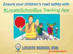ensure your children s road safety with