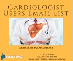 cardiologist users email list
