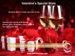 valentine s special store