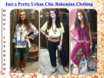 just a pretty urban chic bohemian clothing 3