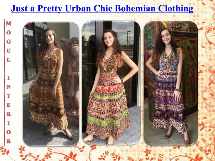 just a pretty urban chic bohemian clothing n.