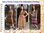 just a pretty urban chic bohemian clothing
