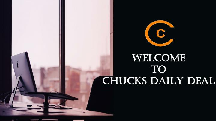 welcome to chucks daily deal n.