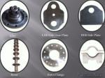 lhs side gear plate