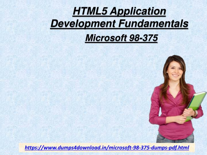 html5 application development fundamentals n.