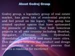 about godrej group
