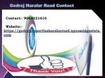godrej haralur road contact